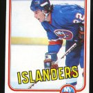 Mike Bossy 1981-82 Topps Hockey # 4 Right Wing Islanders