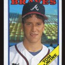 Tom Glavine Rookie 1988 Topps Baseball # 779 Pitcher Atlanta Braves