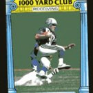 Steve Largent 1987 Topps 1986 1000 Yard Club Insert # 18