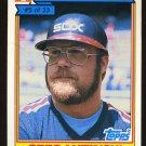 Greg Luzinski 1984 Ralston Purina # 5 Designated Hitter Chicago White Sox