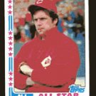 Tom Seaver All Star 1982 Topps # 346 Pitcher National League
