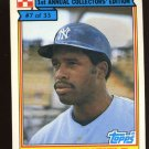 Dave Winfield 1984 Ralston Purina # 7 Outfield New York Yankees