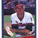 Don Sutton 1986 Donruss # 611 Pitcher California Angels