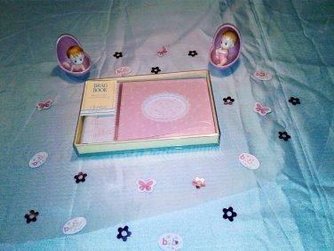 C. R. Gibson Thank Heaven For Little Girls Photo Album