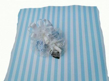 Baby Shower Boy Sock Corsage