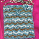 Vintage Beautiful Hand beaded Purse Nepal OOAK