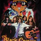 Vintage Rock Comic Black Crowes O.O.P