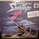 "Savatage Fight for the Rock 12"" Vinyl Record METAL Sealed NEW"