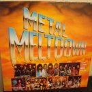 "Metal Meltdown Compilation 12"" vinyl record  Dio Exodus Lizzy Borden Stryper"