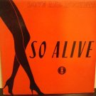 "Love and Rockets So Alive 12"" single Record  Rare"