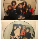 "NEW YORK DOLLS Johnny Thunders Picture disc Record 12"" GLAM Metal"