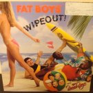 "FAT BOYS and the Beach Boys Wipeout DJ Record 12""RARE"