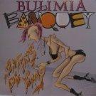 """Bulimia Banquet Eat Fats Die Young RARE CA Punk 12"""" Vinyl"""