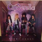 "Cinderella Night Songs HAIR/Glam METAL 80's 12"" vinyl Record"