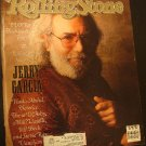 Rolling Stone Magazine Interviews Jerry Garcia
