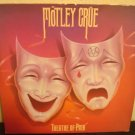"Motley Crue Theatre Of Pain 12"" vinyl record 80's Hair Band"