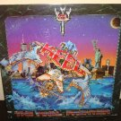 "KEEL The final Frontier Ron Keel SEALED METAL Produced by Gene Simmons/Joan Jett 12"" vinyl record"