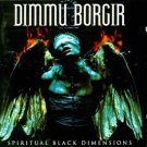 Dimmu Borgir Spiritual Black Dimensions Norwegian Black Metal band  CD