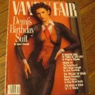 Vanity Fair Magazine Demi Moore August 1992