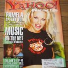 Yahoo Magazine PAMELA ANDERSON  1997 Prince / Paul Mc Cartney