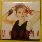 MADONNA  Pin  Vintage Pop Rock 80's Material girl