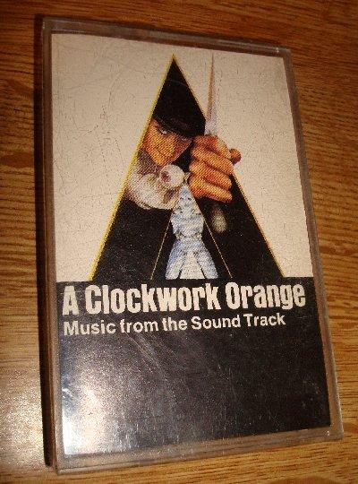 A Clockwork Orange Original Film Soundtrack Cassette FREE ...