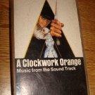 A Clockwork Orange Original Film Soundtrack Cassette FREE SHIPPING