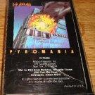 Def Leppard - Pyromania  Cassette 80s Rock