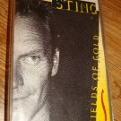 The Best Of STING-Fields Of Gold 1984-1994 Cassette