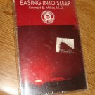 Easing into Sleep -Overcome Insomnia Emmett E.Miller M.D. Audio Cassette RARE SEALED NEW