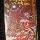Iron Maiden-Somewhere in Time Audio Cassette