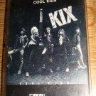 Kix-Cool Kids Cassette 80's Hair Metal +Free Single Cassette