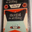 Mental As Anything-Cats & Dogs Cassette 1981