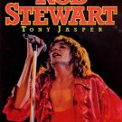 Rod Stewart  Over 100 Illustrations Color and B&W Hardcover book