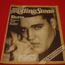 Rolling Stone Magazine Elvis Cover  The Party Years Issue No 355