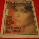 Rolling Stone Magazine Tanya Tucker 1974