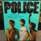 The Police (Sting) Confidential by Danny Quatrochi w/ poster softcover book
