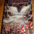 Saxon- Rock The Nations Audio Cassette NWOBHM