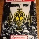 Queensryche-Operation Mindcrime Cassette