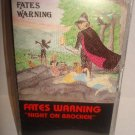 Fates Warning -Night of Brocken Metal Blade ORIGINAL WITCH COVER Audio Cassette RARE FREE SHIPPING
