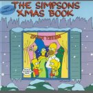 The Simpsons Xmas Book By Matt Groening 1st edition 1990 Hardcover