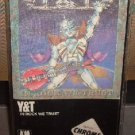 Y&T In Rock We Trust 1984 Audio Cassette Rock FREE SHIPPING