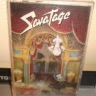 Savatage- Gutter Ballet Audio Cassette METAL Sealed New