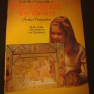 1984 Peter Rabbit Toy Theater (Paper Doll Puppet Theater)Characters,Stories & scenes StoryTelling