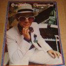 Elton John Greatest Hits Guitar Chords Music Book 1975