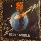 "Kick Axe-Rock The World 80's Heavy Metal 12"" Vinyl Record SEALED"
