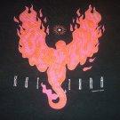 HOT TUNA Concert Tour Rock Shirt Size XL 1996