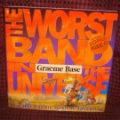 The Worst Band In The Universe -A Cosmic Musical Adventure w/ Bonus CD