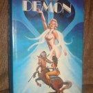 Demon-by John Varley  (Marilyn Monroe cover)OOP Hard to Find