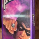 The Phantom action-adventure Billy Zane Motion Cover VHS Movie